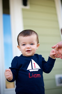 Liam, 1 year, O'Connell, Family, Children
