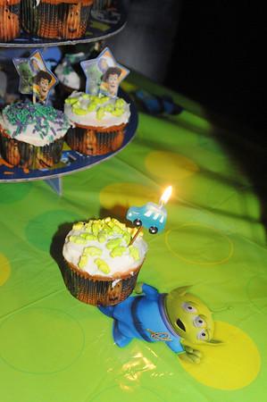 Liam's 3rd Birthday