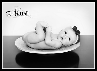 Libby 4 Months 116bw