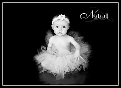 Libby 4 Months 003bw