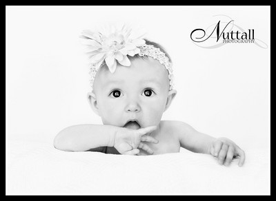 Libby 4 Months 152bw