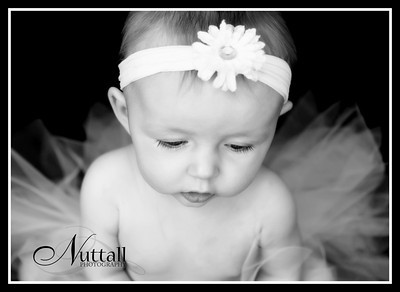 Libby 4 Months 026bw