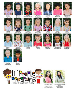 Lil People Program / Fall 2019