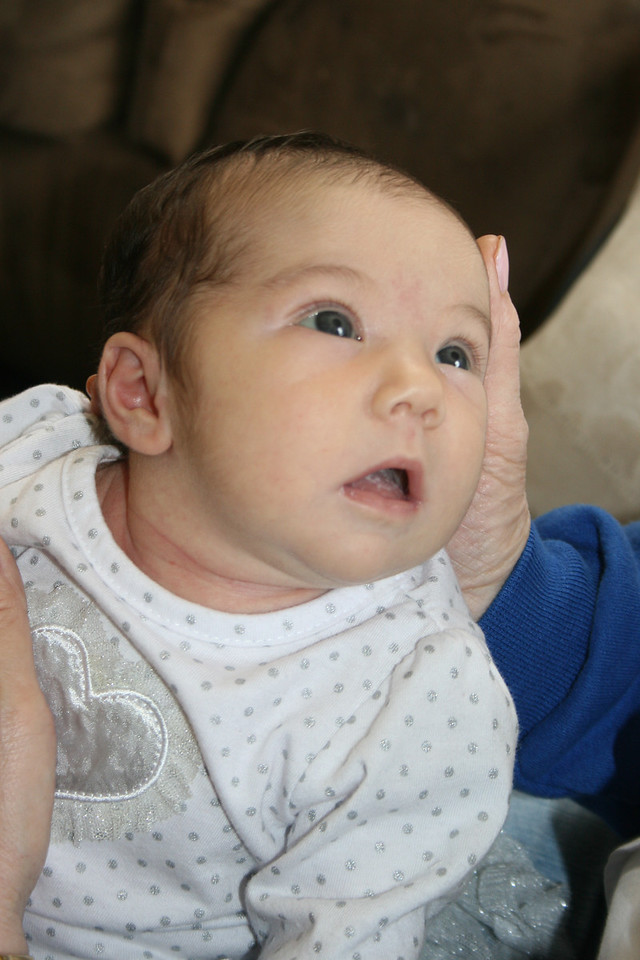 Lily Rae - 4 weeks old 28Apr12