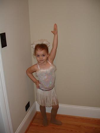 Lindsey's Dance Recital - March 7, 2009
