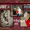 5x7 holiday card