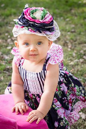 Livie 9 months