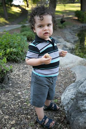 Logan 18 months