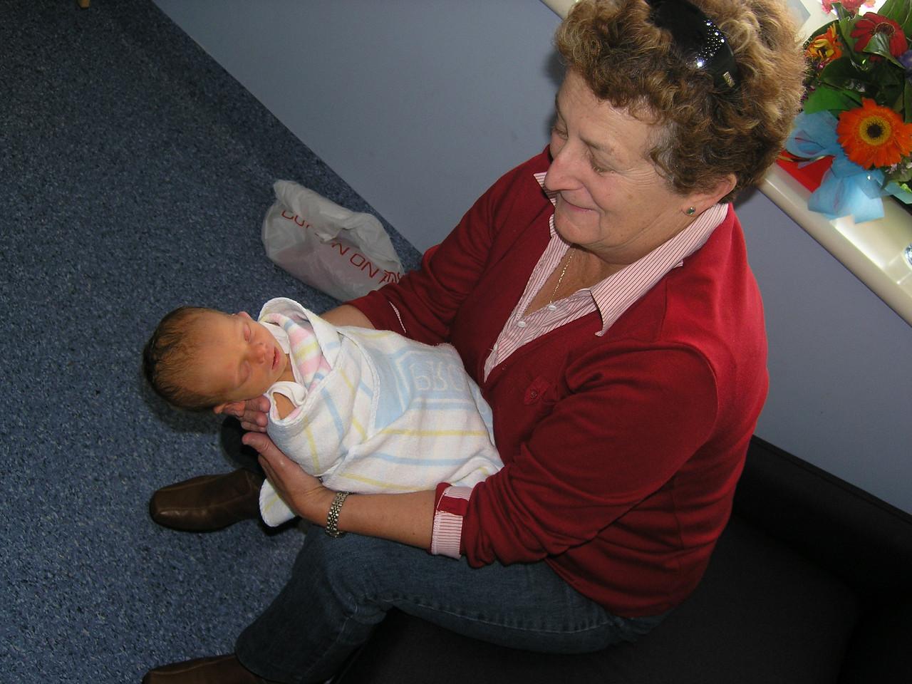 Louis and Grandma