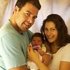 Olha a pose de Luana na foto para albúm de família !!!