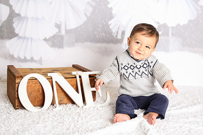 Luca One Year 2016