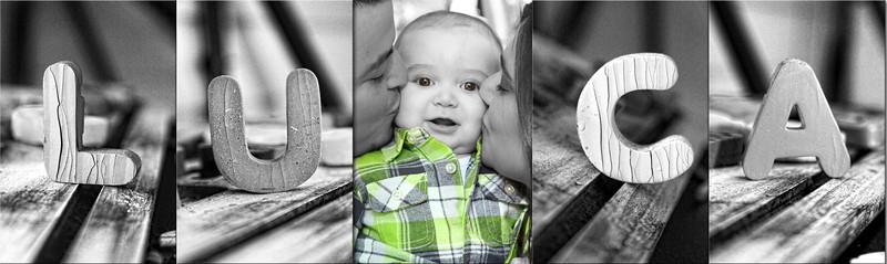 Luca Portraits