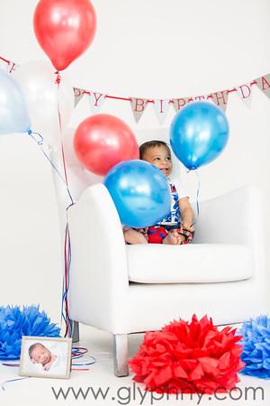 Lucas' 1st Birthday