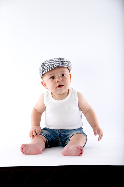 Lucas 6 months old!