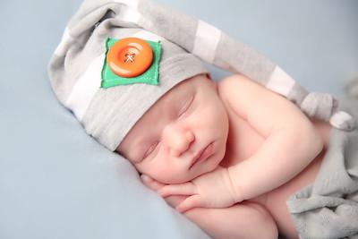 Lucas Newborn 2