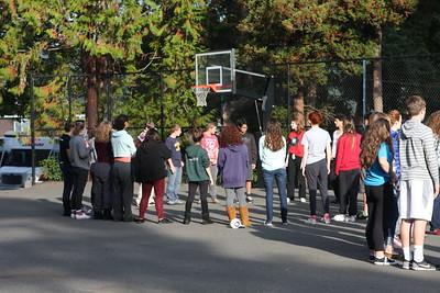 Choir retreat