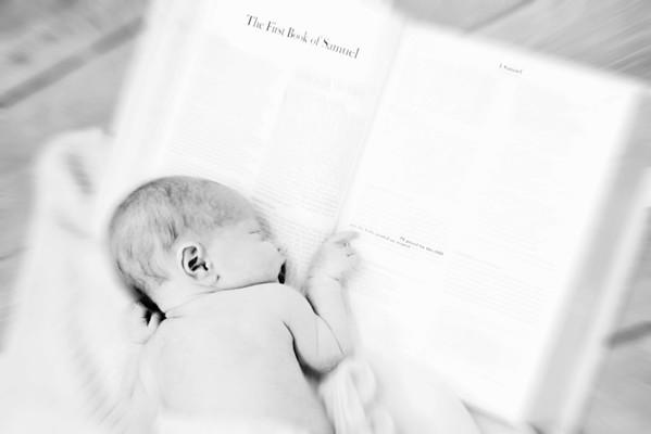 Luke - 10 days old