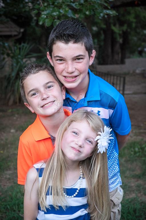 Luke, Nick, & Ellie Jett~8-11-15