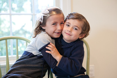Luke and Zoe 2012