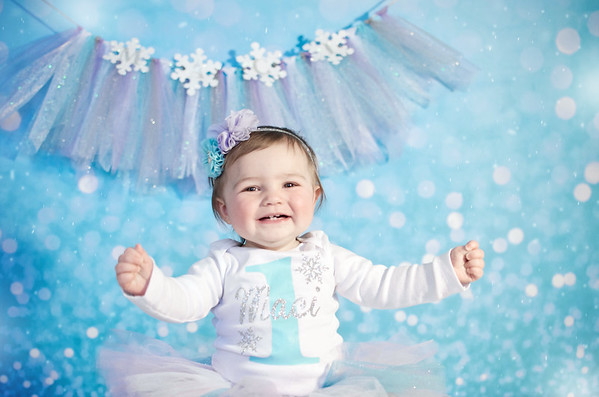 MIss M Turns One 2016