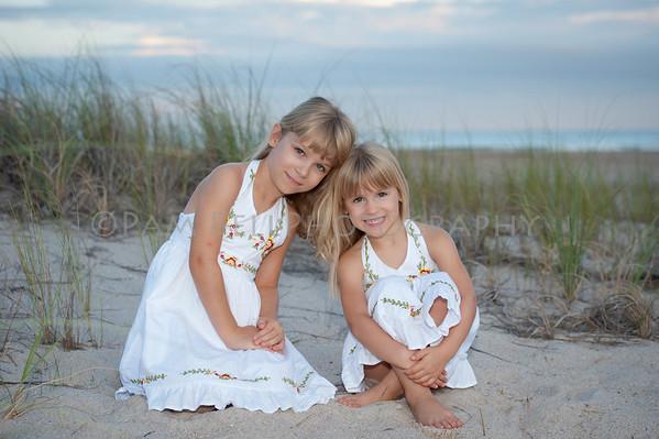 Maddy and Sady - Sept 11 - Amelia Island, FL