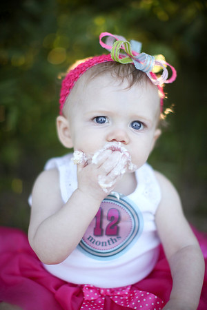 Makenzie - 1 Year Old