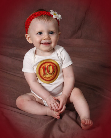Makenzie - 10 Months Old