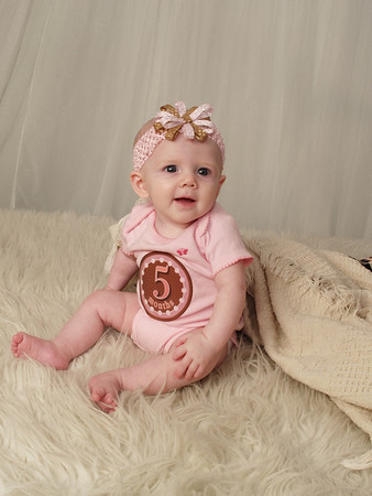 Makenzie - 5 Months Old
