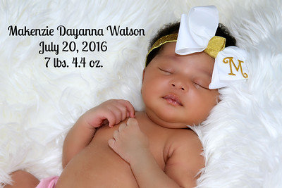 Makenzie~Newborn
