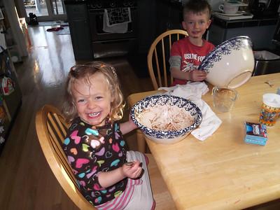 March 2012 - Mummy's birthday