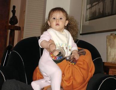 Marcia's Family - April 2005