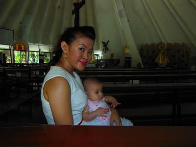 Margaret Christening 13 July 2013