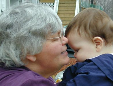 GrandMa Julie & Willain