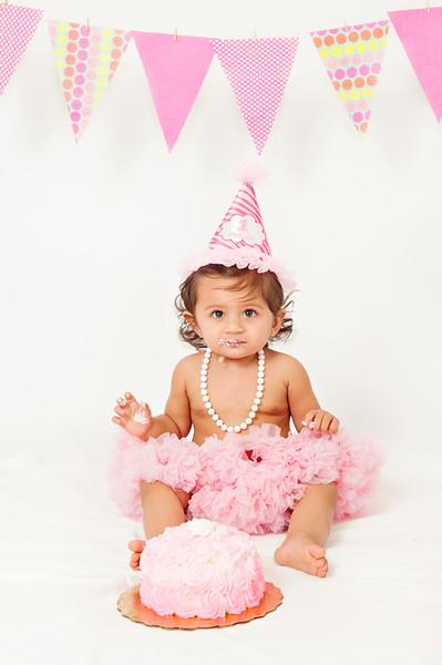 Mariah | 1st Birthday