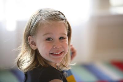 Mary - Age 2