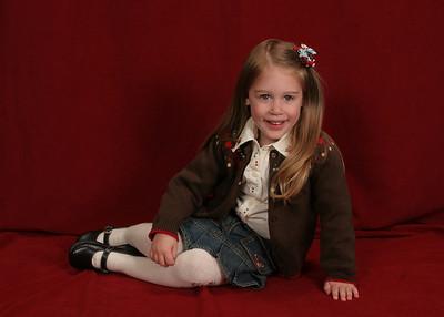 Mary - Age 4