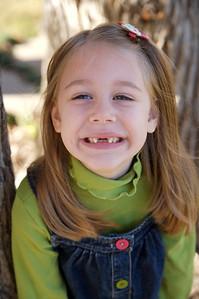 Before Mary's New Teeth
