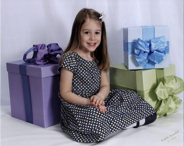 Mary - Age 5