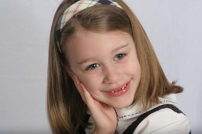 Mary - Age 6