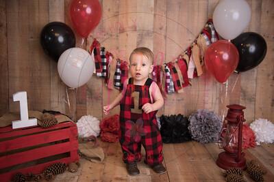 Mason turns 1