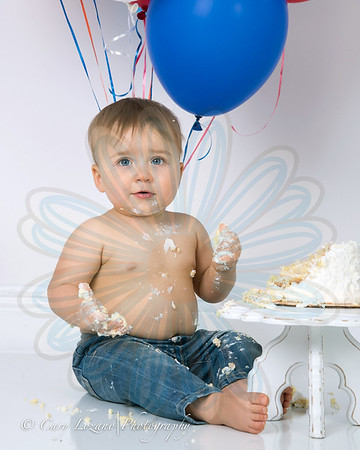 Matias 1st Bday Shoot