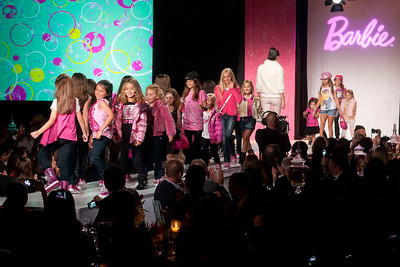Focal Point Dance Studios dancers and Hip Hop Kidz strutted the cat walk and performed during a stunning Mattel® Barbie Runway Fashion Show spotlighting new apparel collections from around the world at the Ice Palace in Miami May 1st, 2012. (Photo by MagicalPhotos.com/Mitchell Zachs)