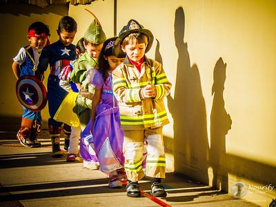Halloween at LePort, Oct. 2013