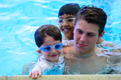 Swimming Lessons, May 2014