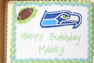Matty's 6th Birthday