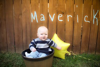 Maverick ~ 9 months