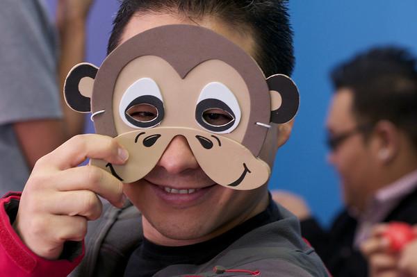Uncle monkey