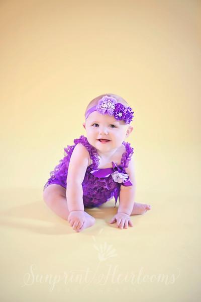 McKinleigh 6 months