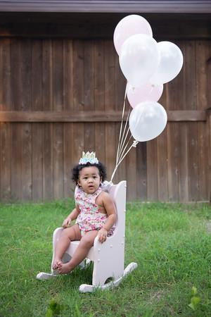 McKinley turns 1