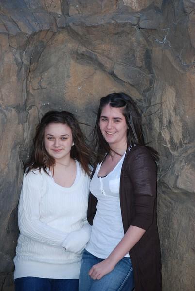 Meghan and Brandi